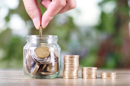 concept d'épargne financière