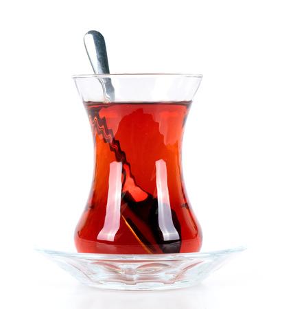 Turkey black tea 스톡 콘텐츠