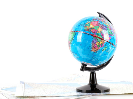 Geography teaching aid 版權商用圖片 - 106546183