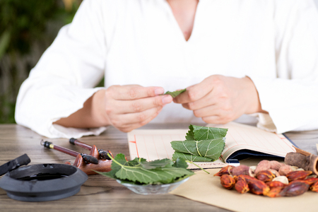 Chinese medicine research