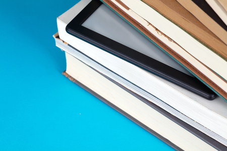 E-reader Reklamní fotografie