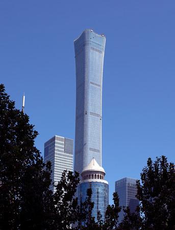 Beijing China Building 報道画像