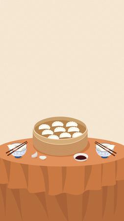 Dumplings  design