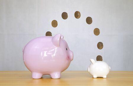 Creative financial concept
