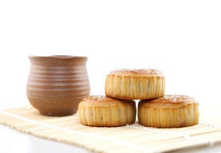 Mid-Autumn Festival, moon cakes
