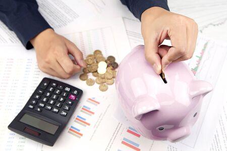 Save money, manage money, save