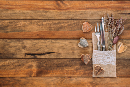 banket: Place table settings