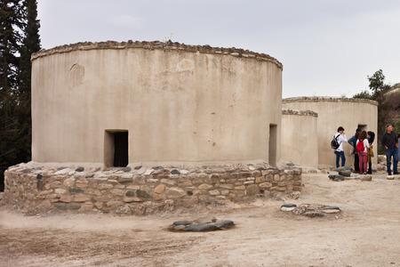 Neolithic village in Cyprus Choirokoitia Editöryel