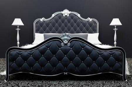 Luxuus bed in modern bedroom inter Stock Photo - 10350745