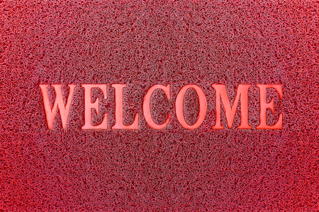 red carpet background: Welcome Red Mat. Welcome Carpet Background. Welcome Red Sign.