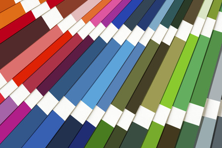 swatch: Color Swatch Spectrum Background
