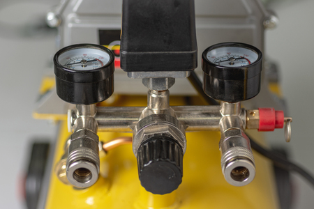 Air Compressor Manometer Measuring Devices Detail