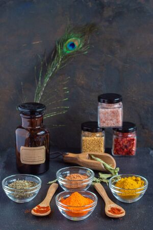 Spices, herbs and medicinal herbs