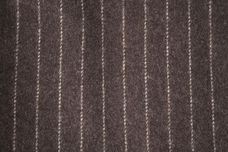 close-up of pinstriped business textile background photo
