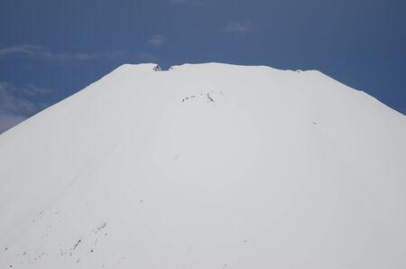 Parinacota volcano in Lauca National Park. Arica y Parinacota Region. Chile. 写真素材