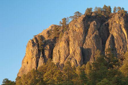 Morro de Pajonales in the Integral Natural Reserve of Inagua.
