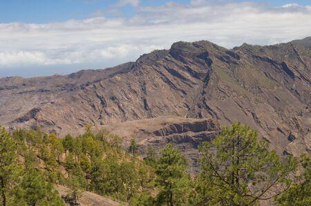 Integral Natural Reserve of Inagua, Mesa del Junquillo and Tamadaba Natural Park.