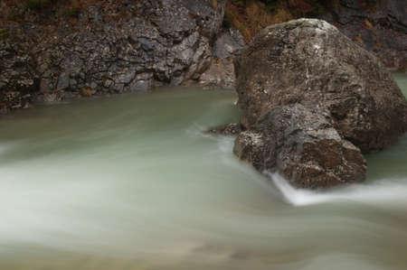 Bellos River in the Ordesa and Monte Perdido National Park.