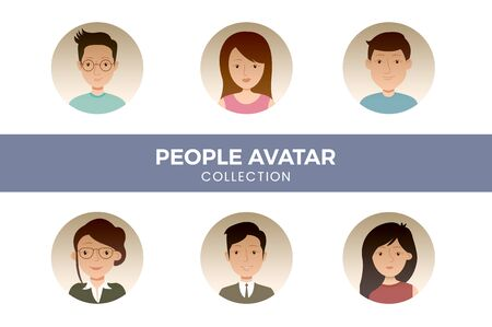 The awesome avatar of people