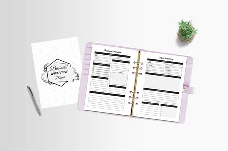 The beautiful and lovely  personal planner