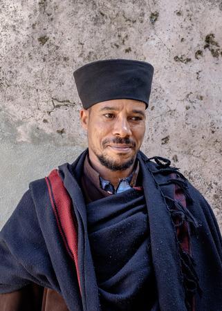 ethiopian: Ethiopian priest