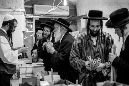 shearim: Shopping for Sukkot