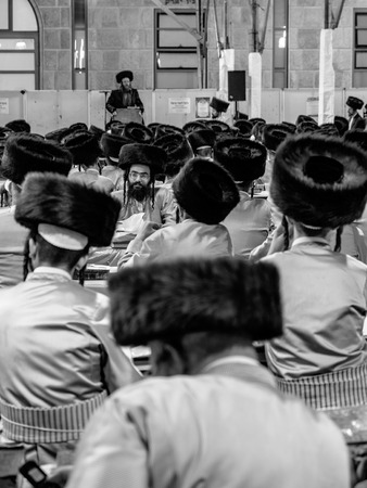 shearim: Haredi Lessons
