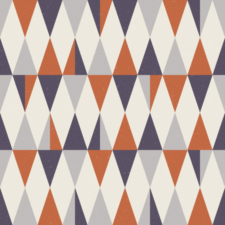 Seamless geometric pattern. Abstract wallpaper. Vector background.