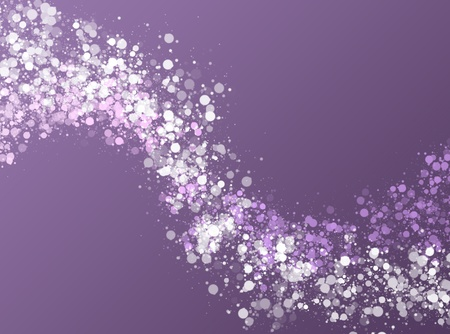 purple abstract background Stock Photo - 8290398