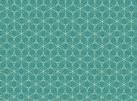 Blue damask seamless wallpape pattern photo