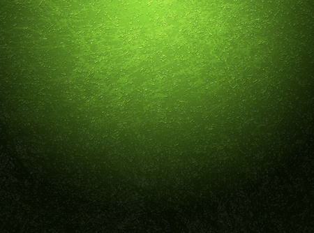 Green abstract background of spring freshness