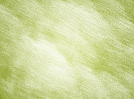 Green and white abstract background