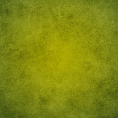 Green abstract grunge background Stock Photo