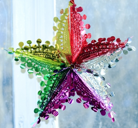 the star, Christmas toy photo