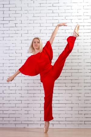 Ballet dancer  ballerina  dancing photo