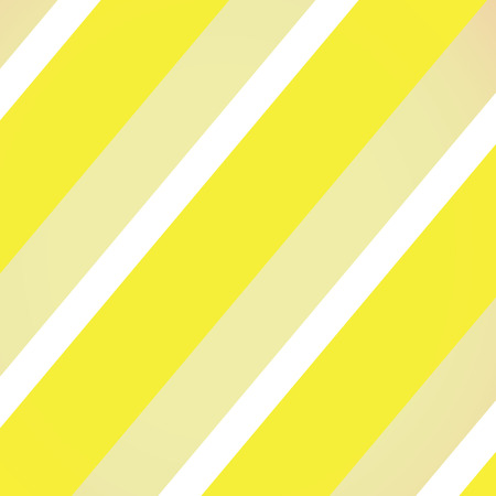 striped band: pattern of wide strips of white gray and yellow oblique