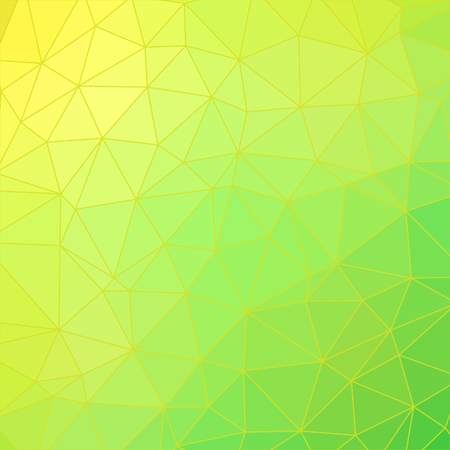 Multicolor polygonal illustration, which consist of triangles. Geometric background. design for business. Rainbow, spectrum image.