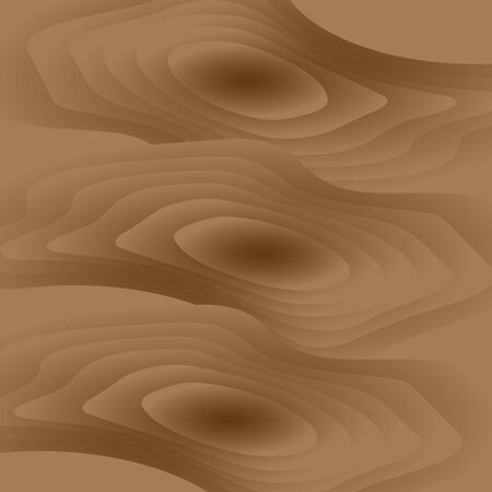 brown wood texture. Template for use. Vector illustration.