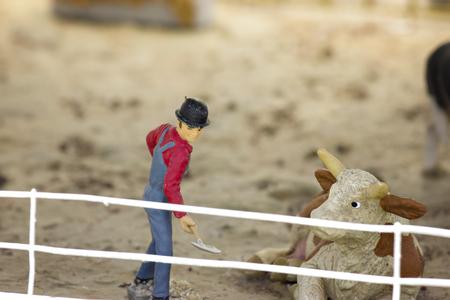 farm animals: Miniature Farm Animals