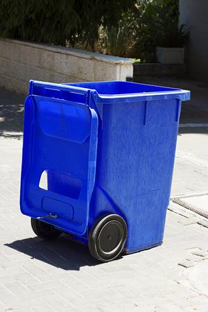 bins: Recycle bins