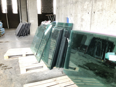 Material for repairs in an apartment is under construction remodeling rebuilding and renovation