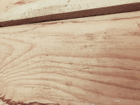 Texture - wooden wall on the street. Close up shot.