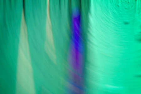 Abstract motion blur effect background. Shot on long exposure. High quality photo.