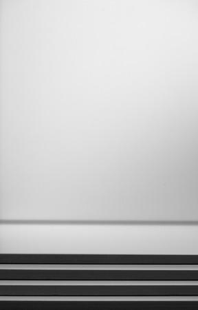Stade de Podium de fond gris clair Banque d'images - 69529843