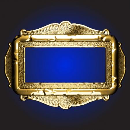 Vector vintage frame Stock Vector - 15321576