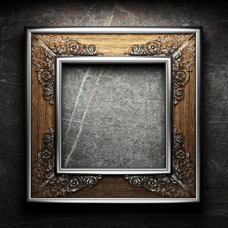 vintage frame Stock Photo - 16077241