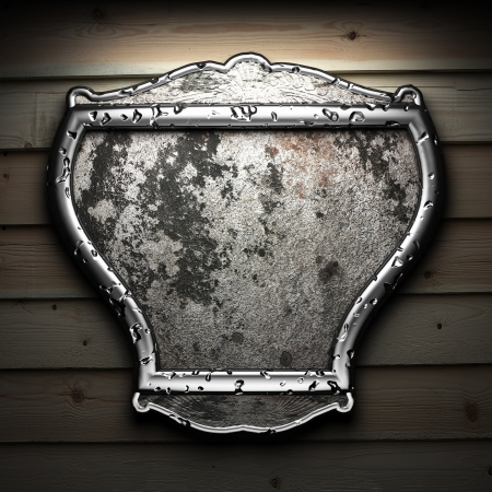 shield on tha wall photo