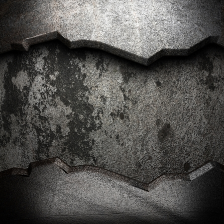 metal on the wall Stock Photo - 16077393