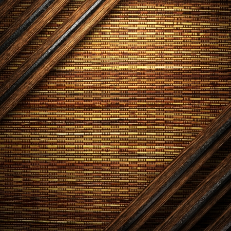 wood on wall Stock Photo - 16160113