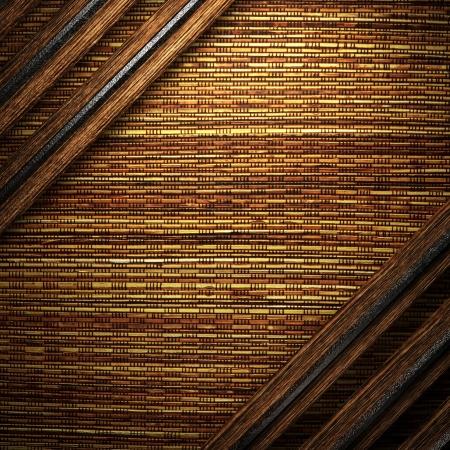 wood on wall Stock Photo - 16160113
